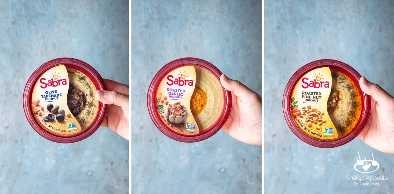 Sabra Hummus for Sabra Hummus for How To Build A Summer Charcuterie Board | sharedappetite.com