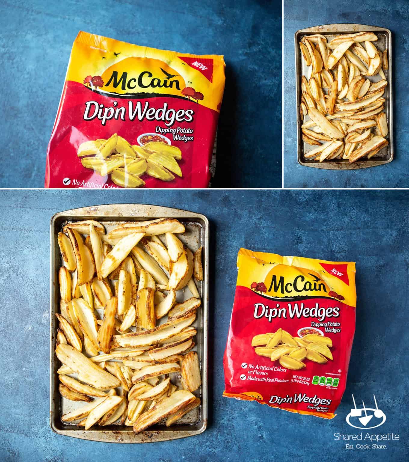 DIY Loaded French Fries Bar | sharedappetite.com