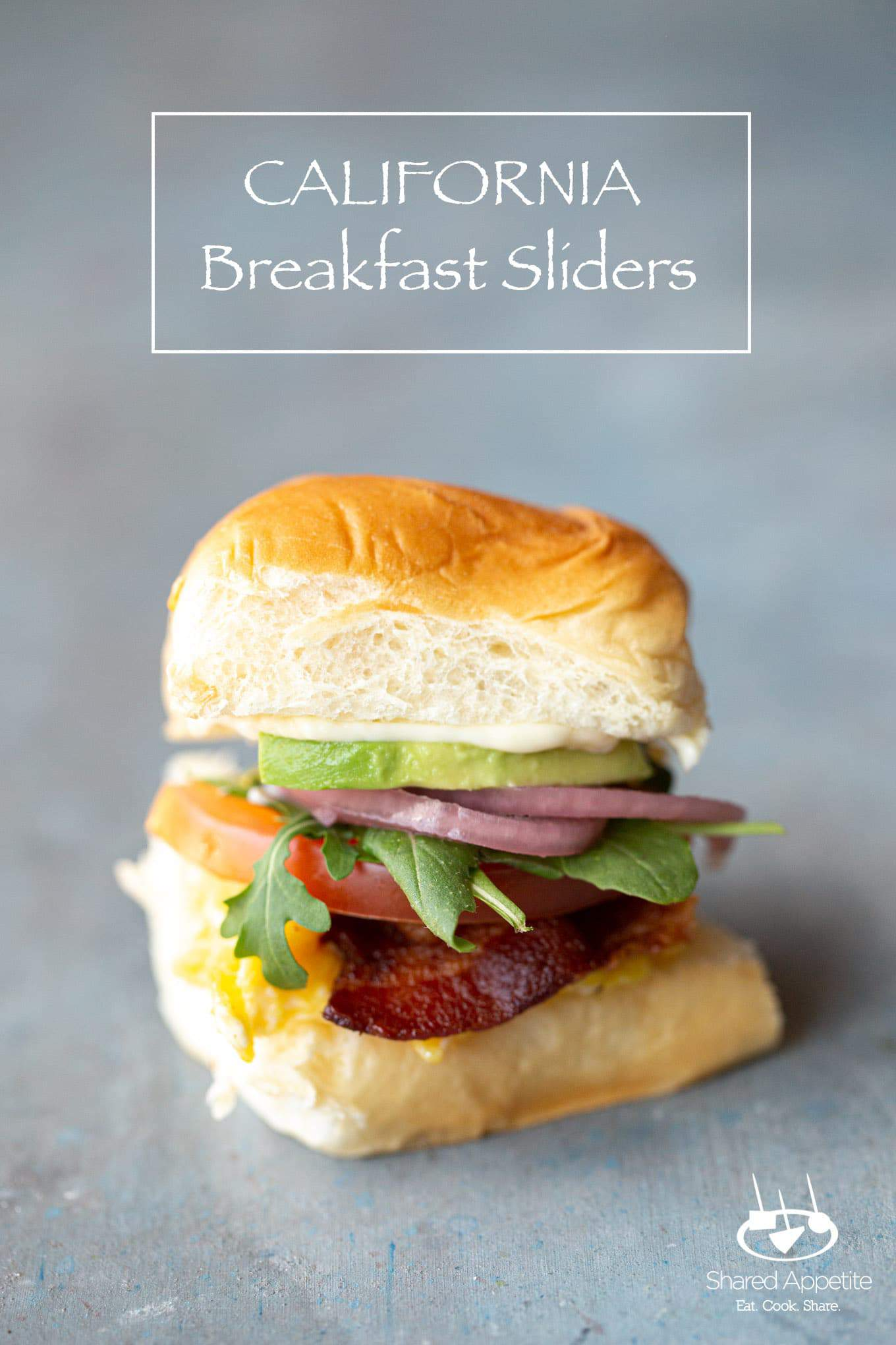California Breakfast Sliders