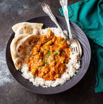 Easy Weeknight Chicken Tikka Masala