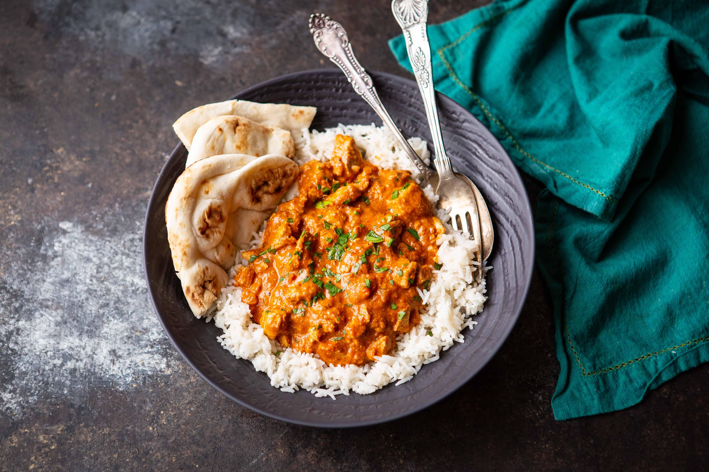 Easy Weeknight Chicken Tikka Masala